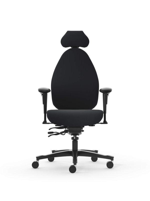Malmstolen R4 kontorstol